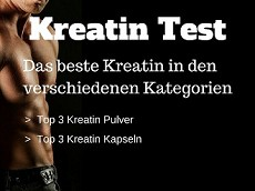 Kreatin test Widget